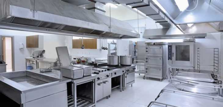 Kitchen Exhaust Fan & Duct Cleaning - Supreme M&E Pte Ltd