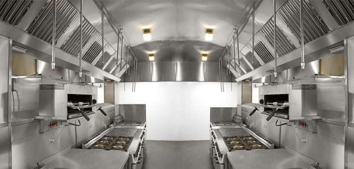 Kitchen Exhaust Area Cleaning - Supreme M&E Pte Ltd